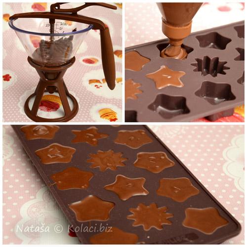 ulijevanje-cokolade-u-silikonske-kalupe