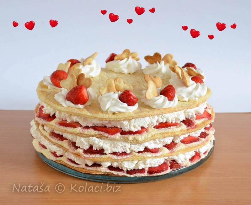 princeza-torta-sa-jagodama