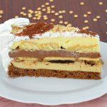Bingo torta sa tri vrste keksa