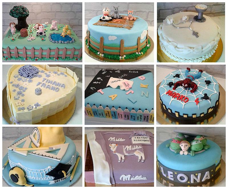 torte za djecu