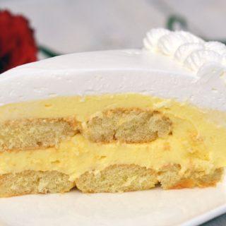 Nepečena torta sa piškotama i pudingom