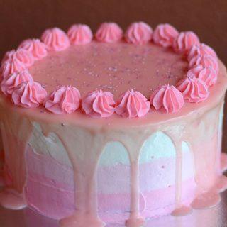 torta u bojama
