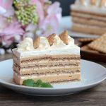 Šeherezada torta sa okusom karamele (video)