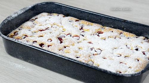šećer na kolaču