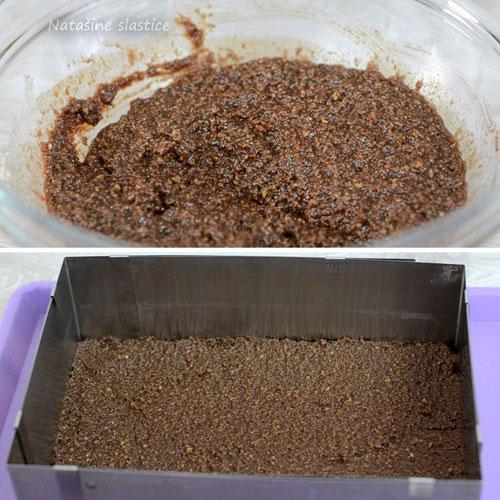 čokoladna podloga