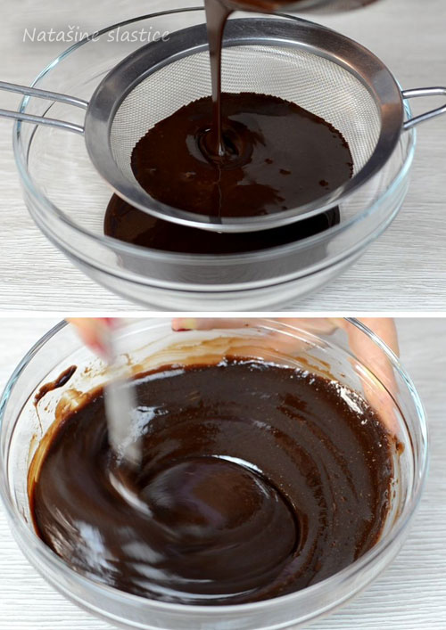 čokoladna glazura