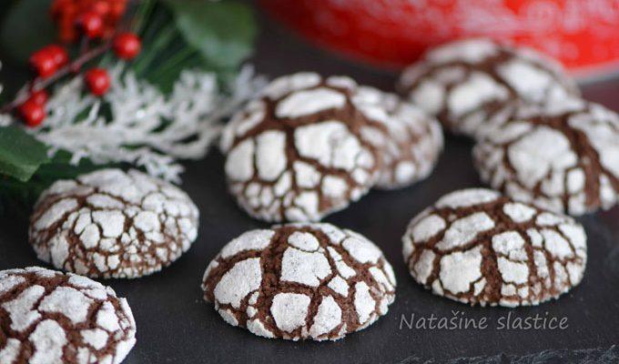Raspucanci – Raspuknuti keksići sa čokoladom (VIDEO)