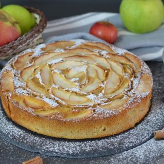 torta sa jabukama