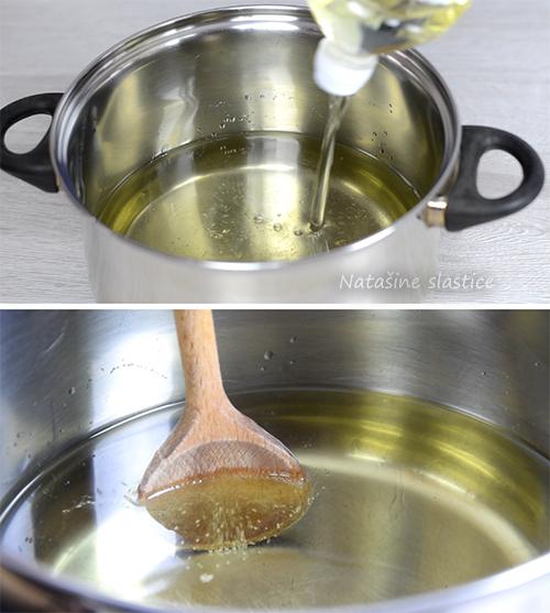 ulje za prženje