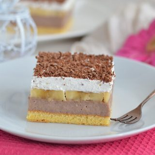 kolač s bananama