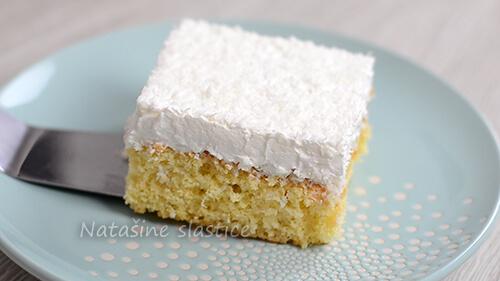 kolač koji se topi u ustima