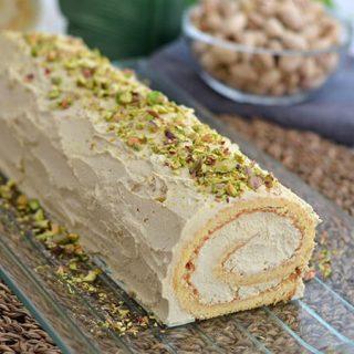 kolač od pistacija