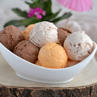 sladoled sa slatkim vrhnjem