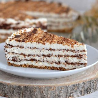 havana torta recept