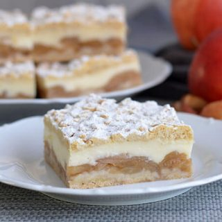pita od jabuka i vanilije