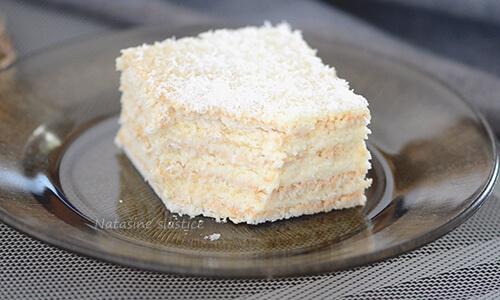 kremasti rafaelo kolač