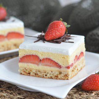 kolač od vanilije