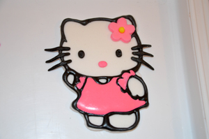 dekoracija hello kitty