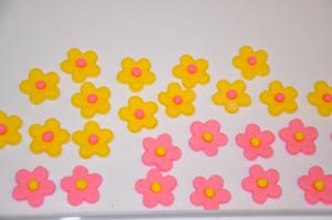 fondan cvetići