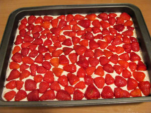 jagode na kolaču