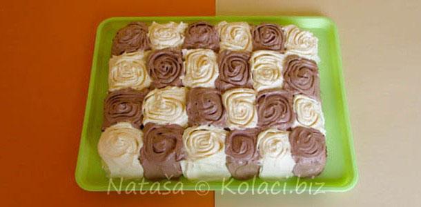 kinder torta