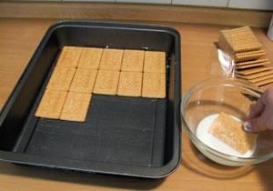 namočeni petit keks