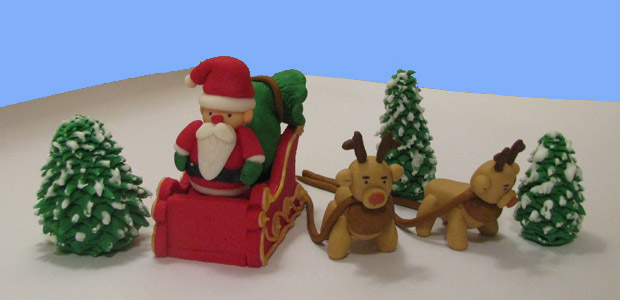 novogodišnje figurice
