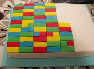 puzle na torti