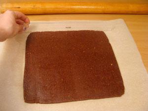 ravnanje kolača