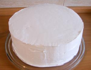 šlag na torti