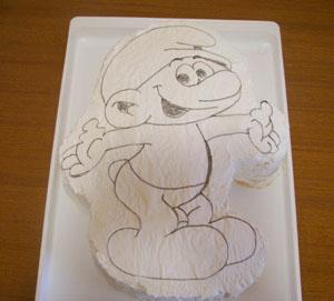 slika na torti