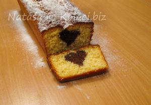 srce kolač
