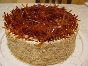 torta sa gnijezdom