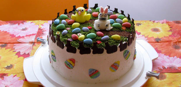 Uskršnja mekana torta